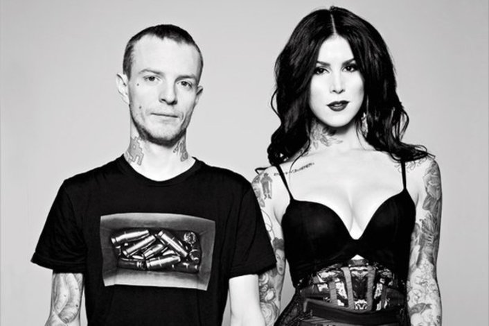 "Deadmau5 debuts new multi-genre song preview ""Satellite"" featuring vocals from Kat Von D - Featured Image"