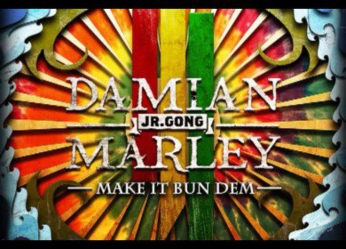 "Skrillex & Damian ""Jr Gong"" Marley - Make It Bun Dem : Reggae / Dubstep Collaboration - Featured Image"
