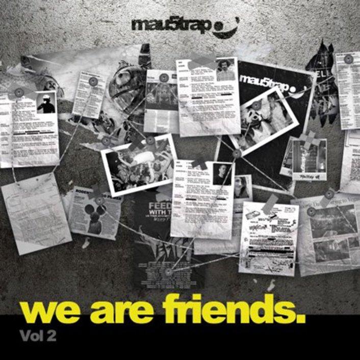 deadmau5 - We Are Friends Vol. 2 Album Featuring New Original Songs [FULL ALBUM STREAM] - Featured Image