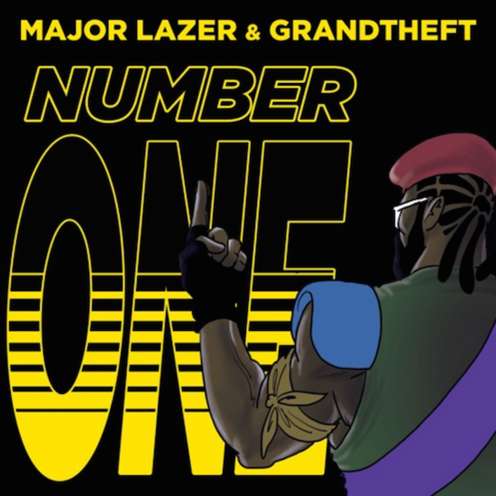 """Major Lazer Link Up With Grandtheft For Reggae Inspired Single """"Number One"""" - Featured Image"""