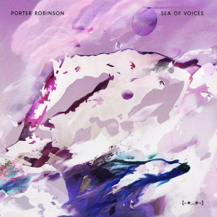 "Porter Robinson Releases Incredible New Song ""Sea Of Voices"" off Album 'Worlds' - Featured Image"