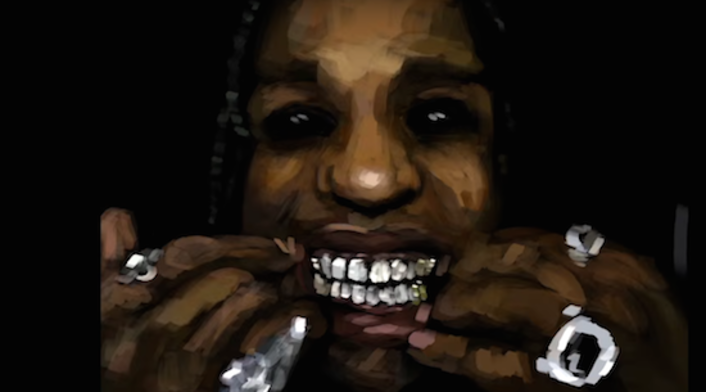 "A$AP Rocky Hints At Upcoming Mixtape & Releases New Music Video For ""JD"" - Featured Image"