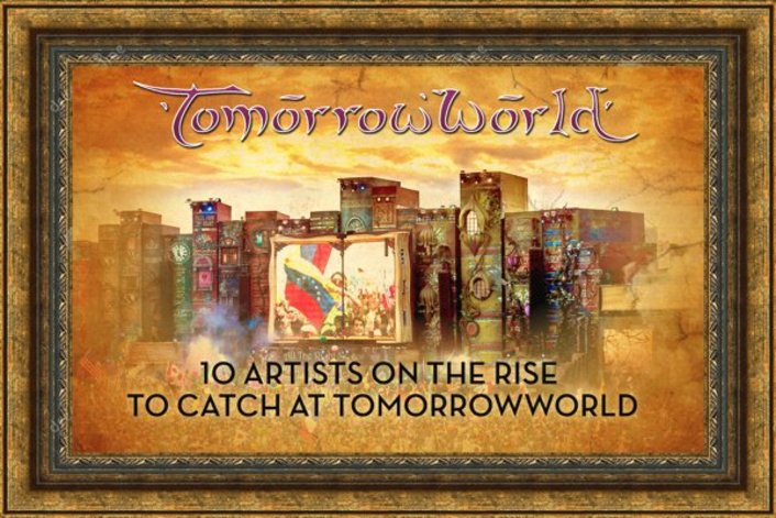 10 Artists On The Rise To Catch At TomorrowWorld - Featured Image