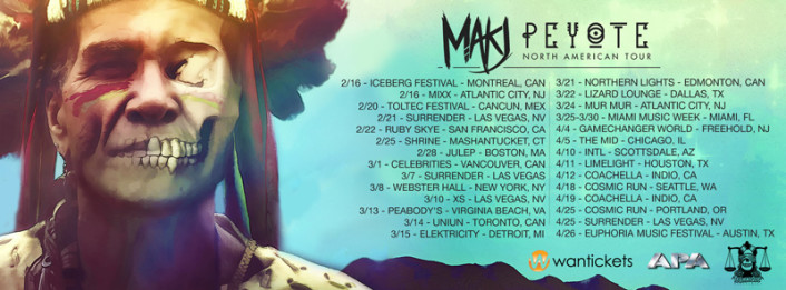 [PREMIERE] MAKJ Announces First US Headlining North American Tour - Featured Image