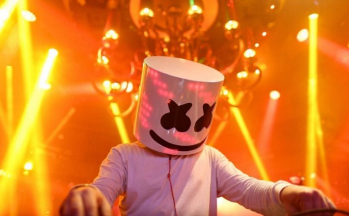 Marshmello Press 33