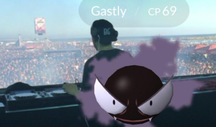 Dj Pokemon Go