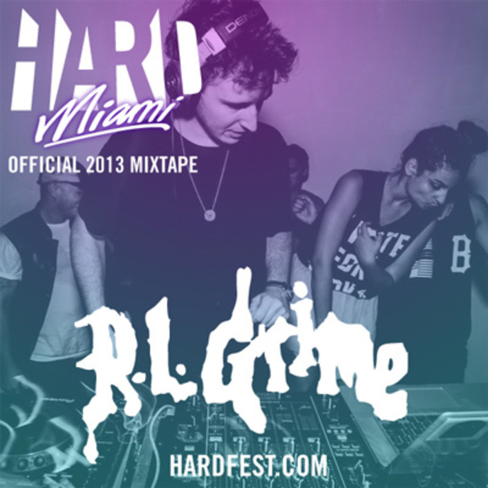 RL Grime - Hard Miami Official Mixtape 2013 : 30 Minute Trap / Hip-Hop Mix [Free Download] - Featured Image