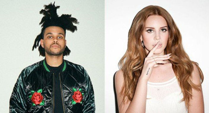 The Weeknd ft. Lana Del Rey - Prisoner : Must Hear Collaboration - Featured Image