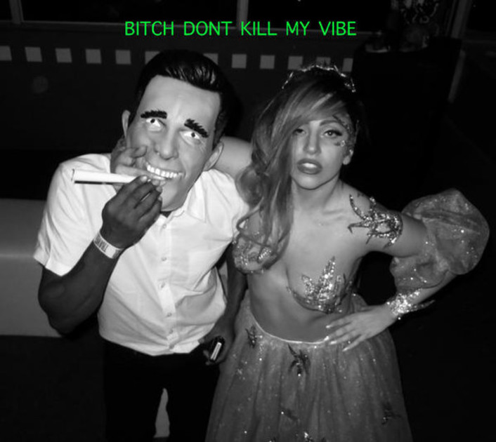 Kendrick Lamar featuring Lady Gaga – B*tch Don't Kill My Vibe (Music Video) : Suprising, Dope, Chilled Out Hip-Hop - Featured Image