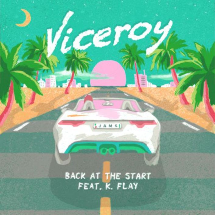 "[PREMIERE] Viceroy Releases Must Hear Tropical Original ""Back At The Start"" - Featured Image"