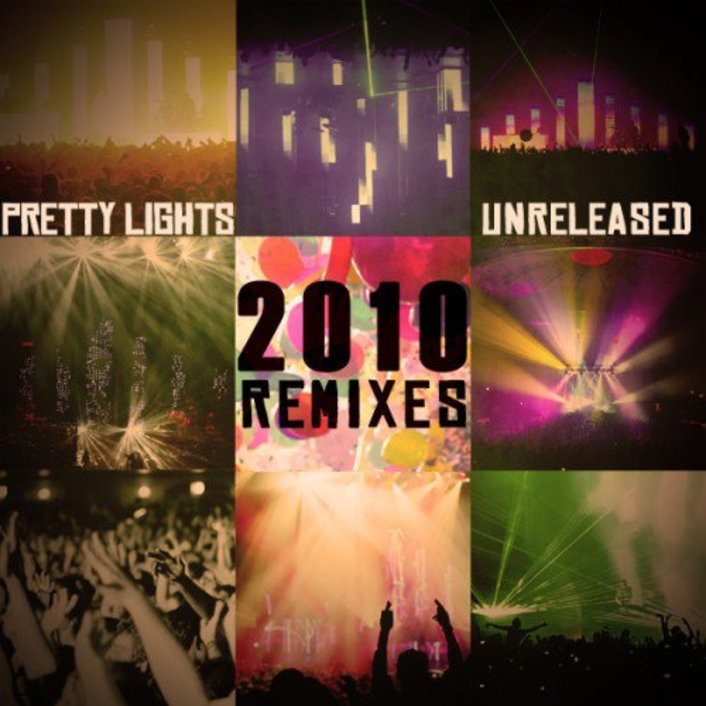Pretty Lights - Unreleased 2010 Remixes: SICK BANGER REMIXES (Jay-Z, Steve Miller, and More!) - Featured Image