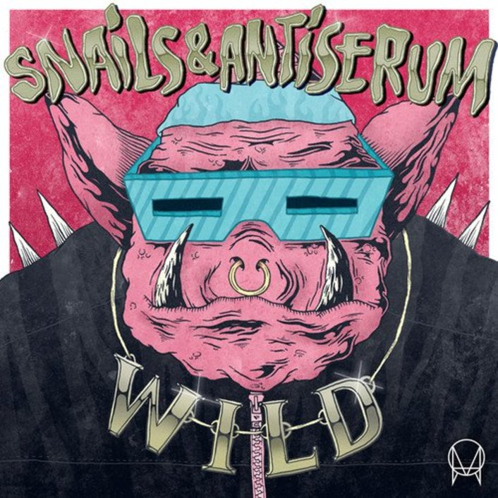 """Premiere: Snails and Antiserum Drop Must Hear Trap Anthem """"Wild"""" Via OWSLA   - Featured Image"""