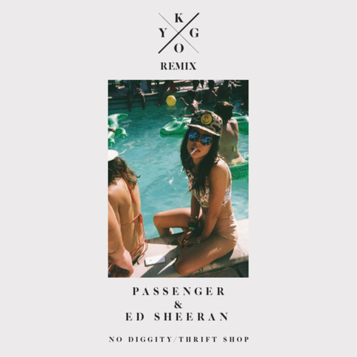 Ed Sheeran & Passenger - No Diggity vs. Thrift Shop (Kygo Remix) : Must Hear Chill House [Free Download] - Featured Image