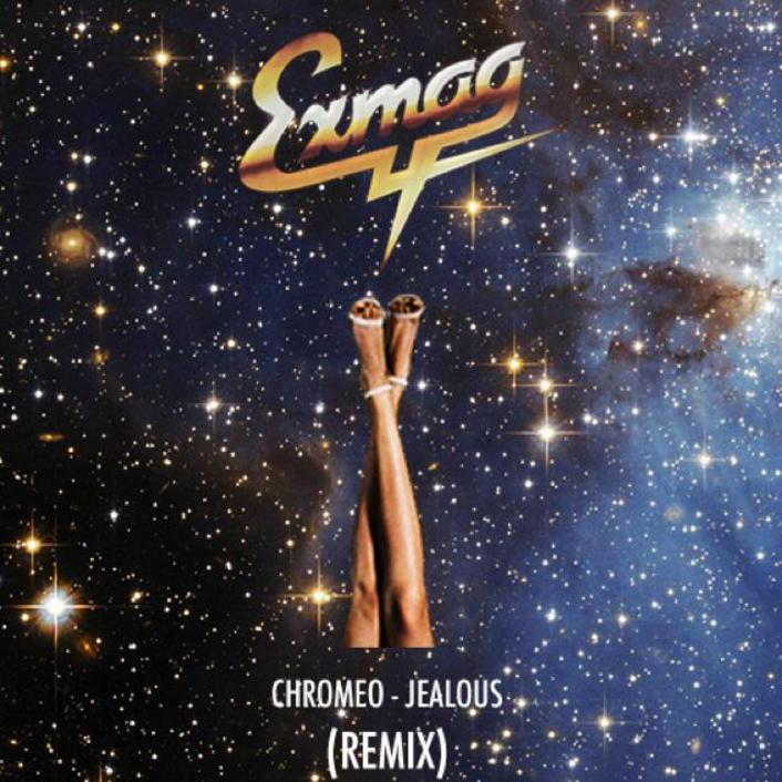 Chromeo - Jealous (Exmag Remix) : Funk / Soul [Free Download] - Featured Image