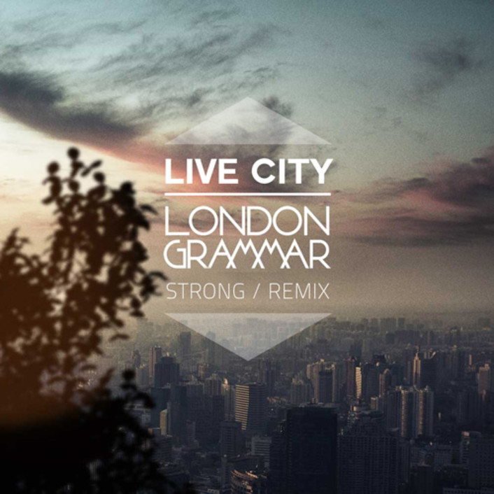[PREMIERE] London Grammar - Strong (Live City Remix) [Free Download] - Featured Image