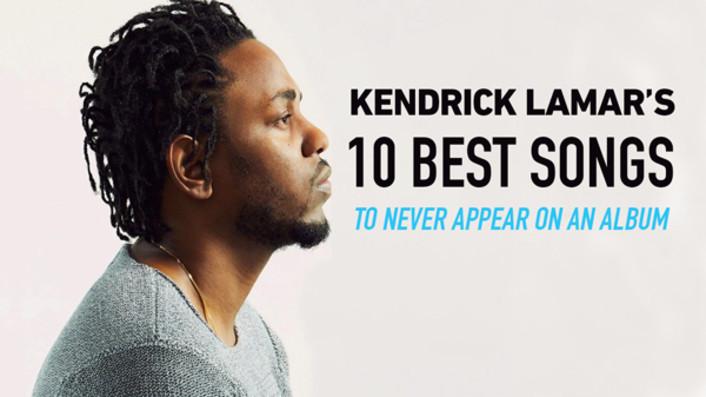 Kendrick Lamar's 10 Best Songs