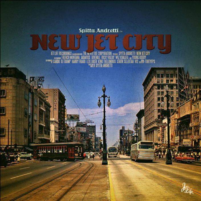Curren$y - New Jet City (Mixtape) : Huge Mixtape Ft. Wiz Khalifa, Juicy J, Rick Ross, Trinidad James & More - Featured Image