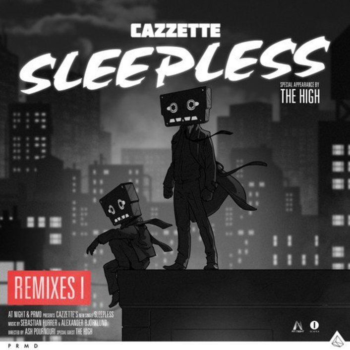 [TSIS PREMIERE] CAZZETTE – Sleepless (Oliver Nelson Remix) : Deep House / Nu-Disco Remix - Featured Image