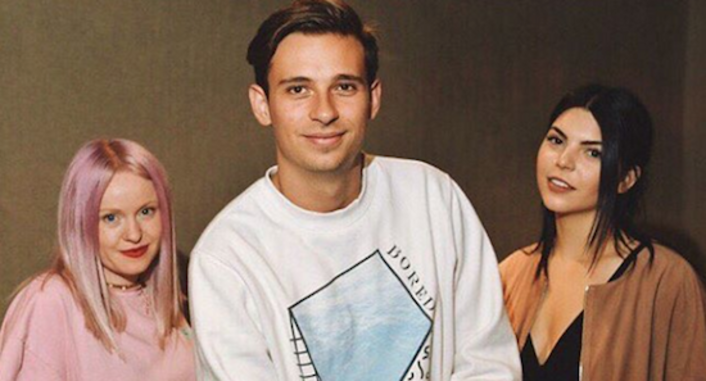 "Flume Shares Must Hear Cover Of Alessia Cara's ""Here"" Ft. Kai & Kucka + New Original - Featured Image"