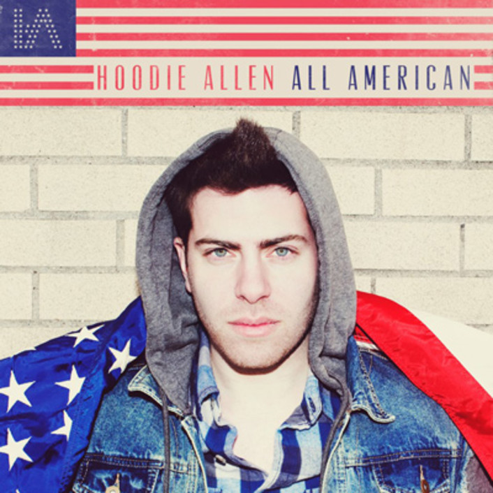 Hoodie Allen - All American EP + No Faith In Brooklyn (Music Video) : Must Hear Hip Hop EP - Featured Image