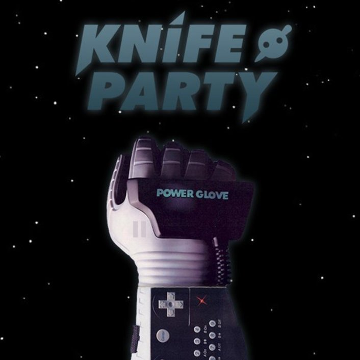 [UPDATED: Full Version] Knife Party - Power Glove : Massive New Single - Featured Image