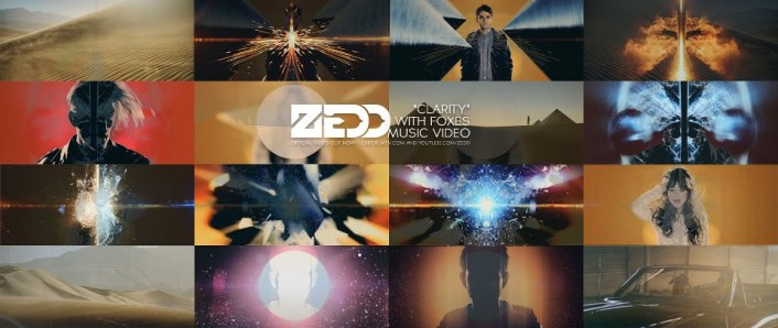 Zedd - Clarity (Ft. Foxes) (Official Music Video)  - Featured Image