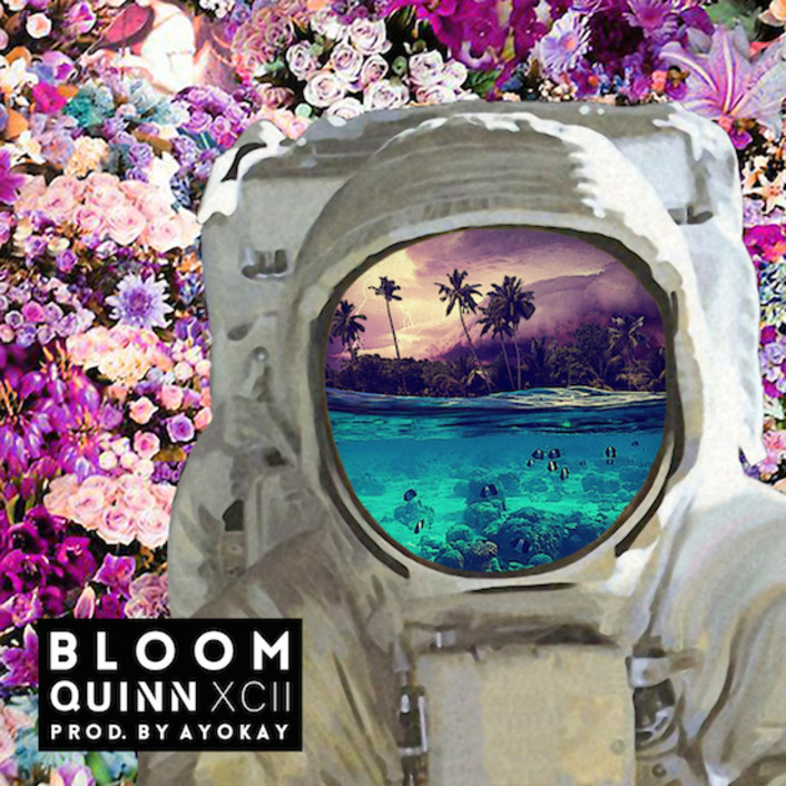 [PREMIERE] Quinn XCII - Bloom EP : Must Hear 7 Track Electronic Fueled Hip-Hop Project [Free Download] - Featured Image