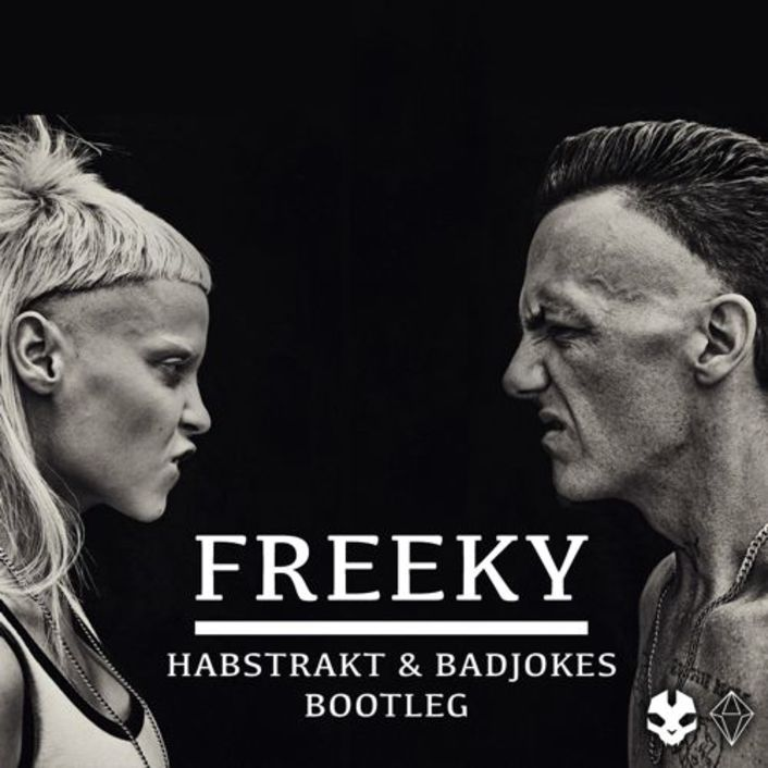 [PREMIERE] Die Antwoord - I Fink U Freeky (Habstrakt X Badjokes Bootleg) : Heavy Future House Remix [Free Download] - Featured Image