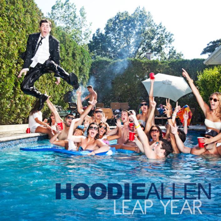 PREMIERE: Hoodie Allen - Leap Year : Must Hear Chill Mixtape - Featured Image