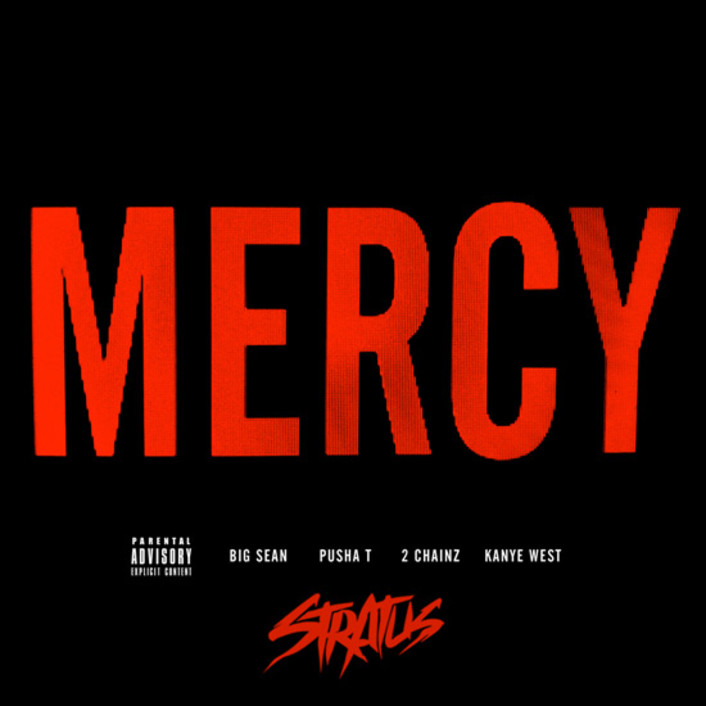 Kanye West - Mercy (Stratus Remix) : Extra Heavy Dubstep Remix [TSIS PREMIERE] - Featured Image