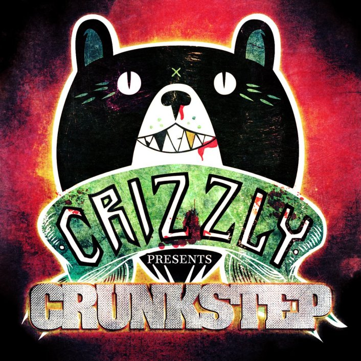 Crizzly Presents Crunkstep (Mixtape) : Must Hear 45 Minute Dubstep / Crunk / Hip hop Mix - Featured Image