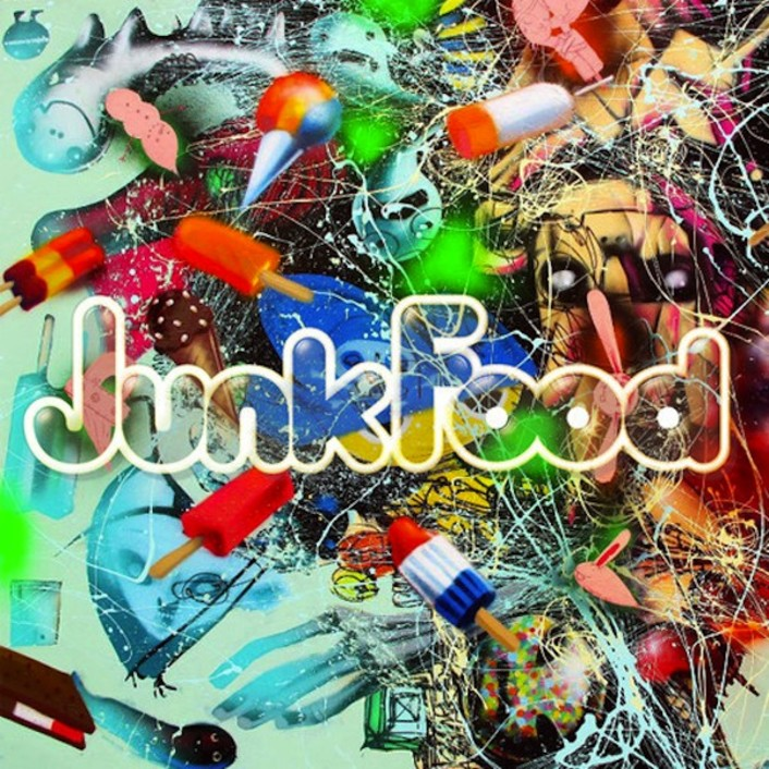 Alvin Risk - Junk Food EP : Bass / Electro / Dubstep [Free Download] - Featured Image
