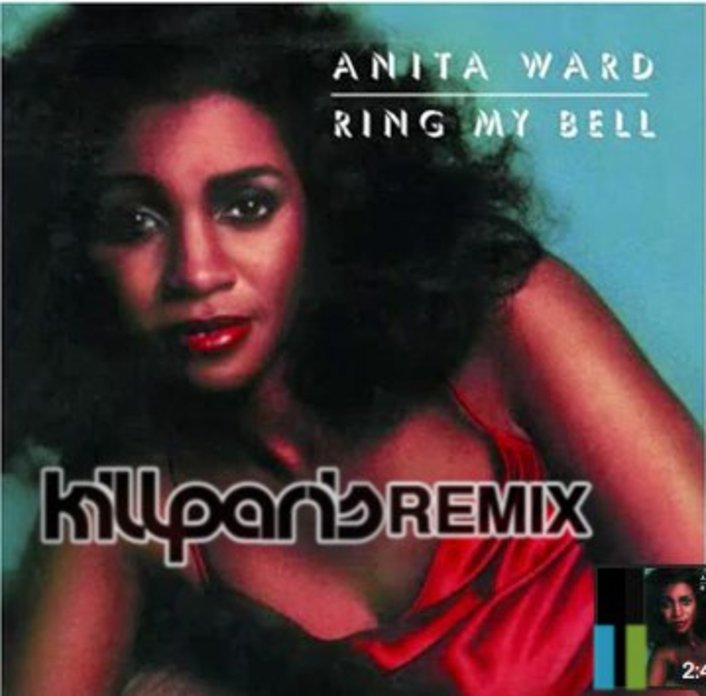 Anita Ward - Ring My Bell (Kill Paris Remix) : Fresh Future Funk / Electro-Soul Remix - Featured Image