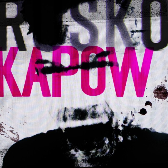 Rusko - KAPOW EP : Must Hear Dubstep / Glitch-Hop EP [FREE DOWNLOAD] - Featured Image
