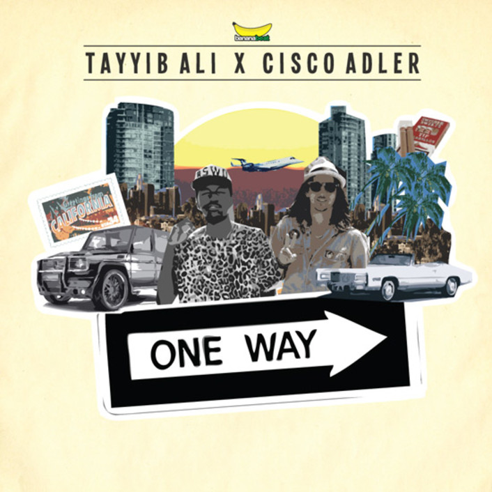 Tayyib Ali & Cisco Adler – One Way EP : Chill Summer Hip-Hop [This Song Is Sick Exclusive Leak Download] - Featured Image