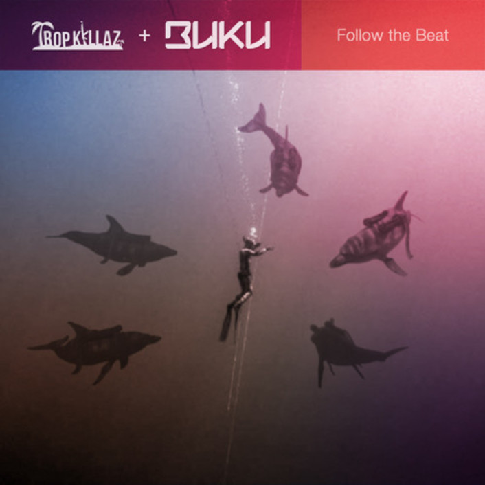 [TSIS PREMIERE] Tropkillaz & Buku - Follow the Beat : Funky Trap / Twerk Festival Anthem [Free Download] - Featured Image