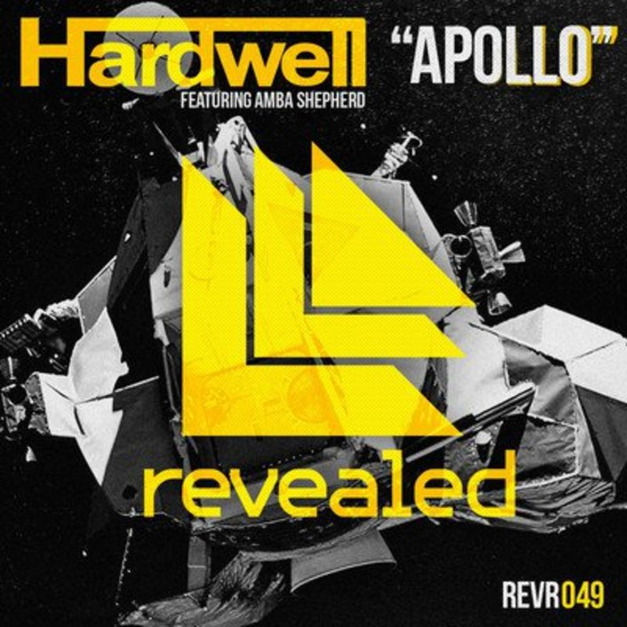 Hardwell - Apollo (ft. Amba Shepherd) : Massive Electro House / Progressive House Anthem - Featured Image
