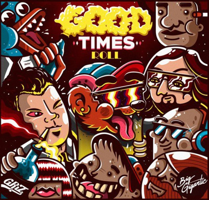 [PREMIERE] Griz & Big Gigantic - Good Times Roll : Must Hear Funk Collaboration [Free Download] - Featured Image
