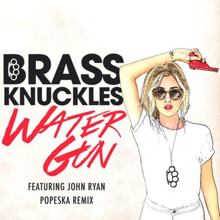 [TSIS PREMIERE] Brass Knuckles - Water Gun Feat. John Ryan (Popeska Remix) : Electro House [Free Download] - Featured Image