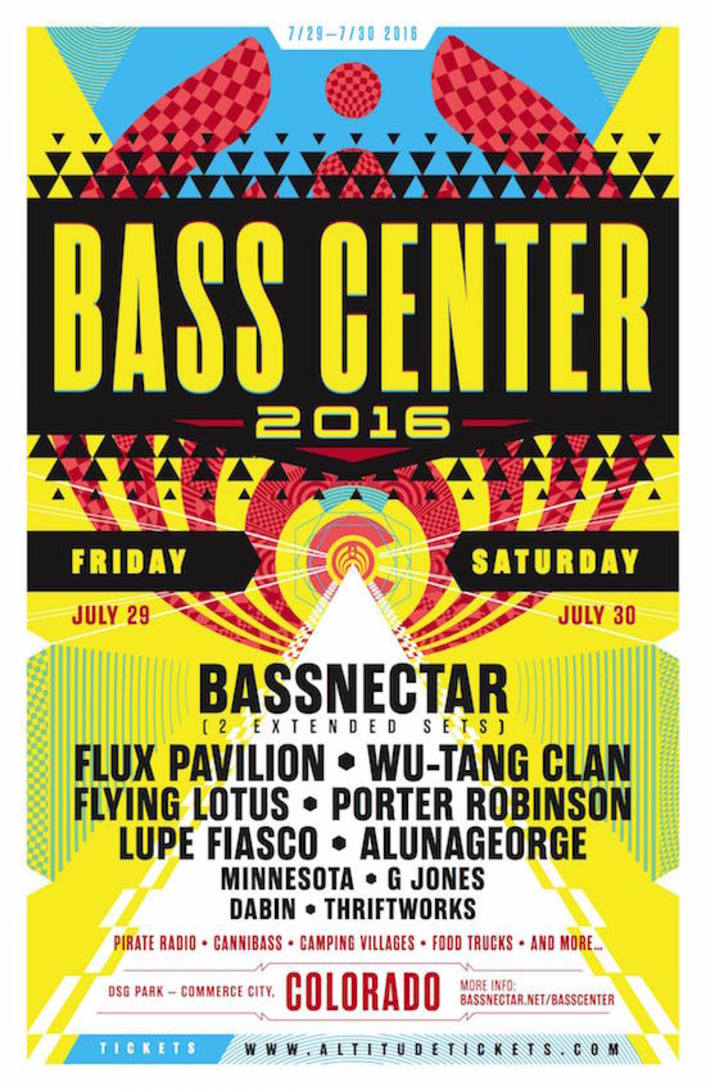 Bassnectar Announces 2 Day Colorado Bass Center Camping Event With Lineup Feat. Flux Pavilion, Porter Robinson, Flyings Lotus & More - Featured Image