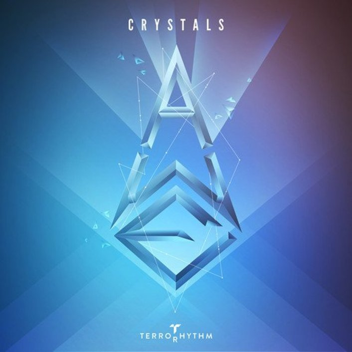 AWE - Crystals : Must Hear Future Bass / Chill Trap Original - Featured Image