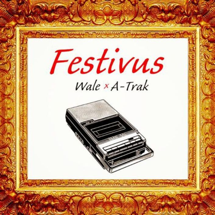 Listen to Wale & A-Trak's Festivus Mixtape Feat. Chance The Rapper, A$AP Ferg & More - Featured Image