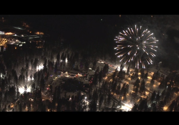 SnowGlobe 2012 - 2013 Music Festival Official Recap Video : Snow Festival Feat. Deadmau5, Laidback Luke, Wiz Khalifa, & More - Featured Image