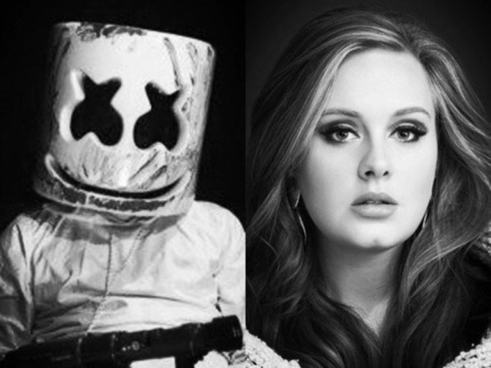 Adele - HeLLo (marshmello remix) : Huge Melodic Future Bass Remix [Free Download] - Featured Image