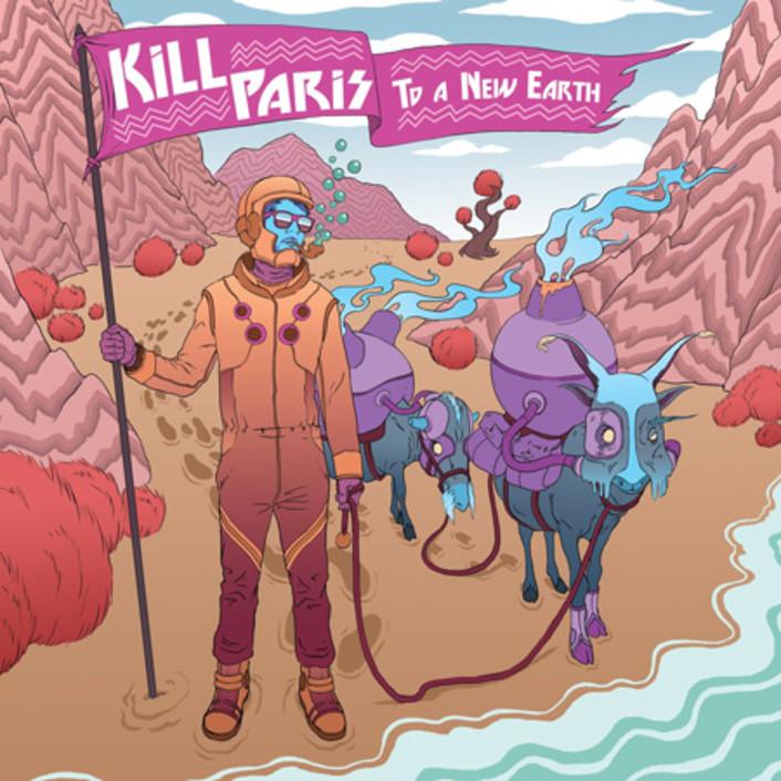 [WORLD PREMIERE] Kill Paris - Slap Me (GRiZ Remix) : Must Hear Electro Soul / Future Funk / Bass Music [OWSLA] [Free Download] - Featured Image
