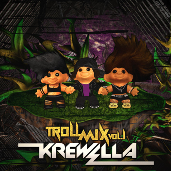 Krewella - Troll Mix Vol. 1 *Fuck Finals Edition* : Hour Long Electro / Dubstep Mix - Featured Image