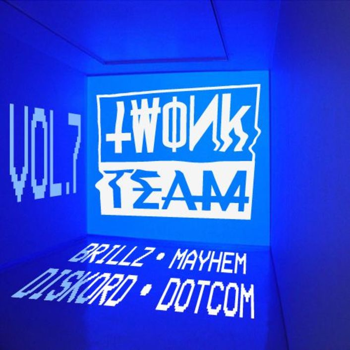 [PREMIERE] Brillz Releases Twonk Team Mixtape Volume 7 Series Ft. Brillz, Mayhem, Diskord & Dotcom [Free Download] - Featured Image