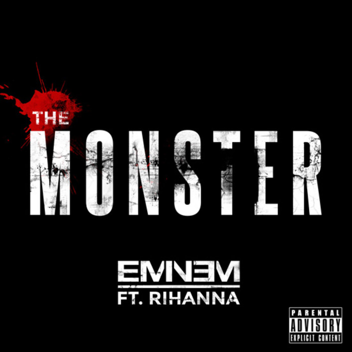 Eminem - The Monster (Ft. Rihanna) (Written by Jon Bellion) : Huge Hip-Hop Collaboration - Featured Image