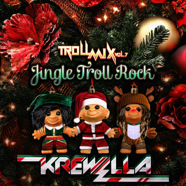 Krewella Release Bass Heavy Jingle Troll Rock Mixtape with Download (Troll Mix Vol. 7)  - Featured Image