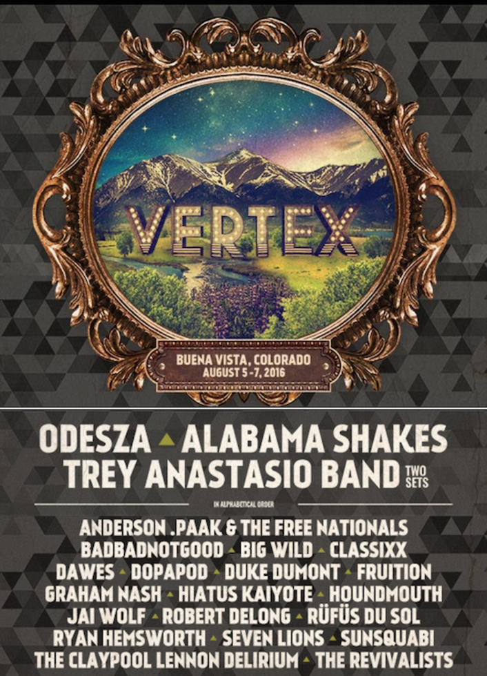 """Electric Forest Organizers Officially Announce Colorado Festival """"Vertex"""" With Huge Lineup - Featured Image"""